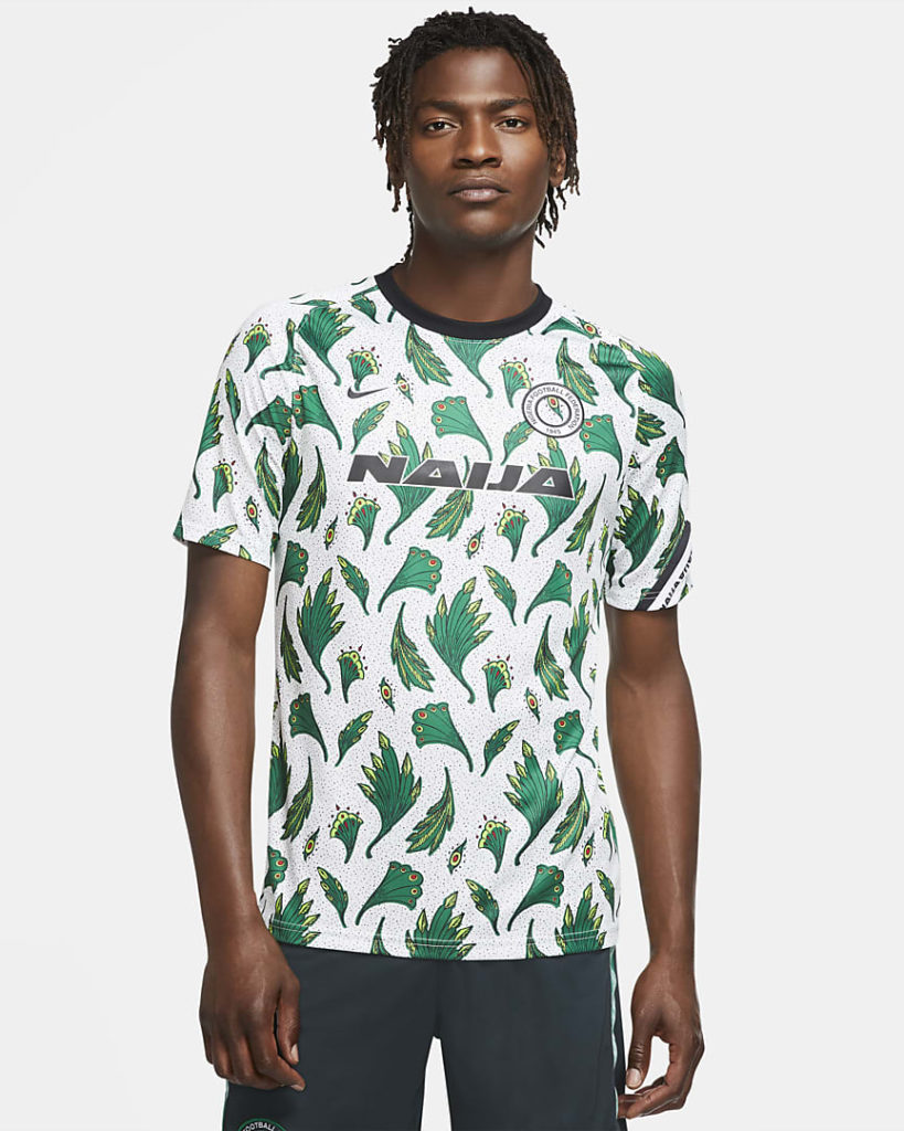 Nigeria 2020 - Naija Kollektion bei Nike