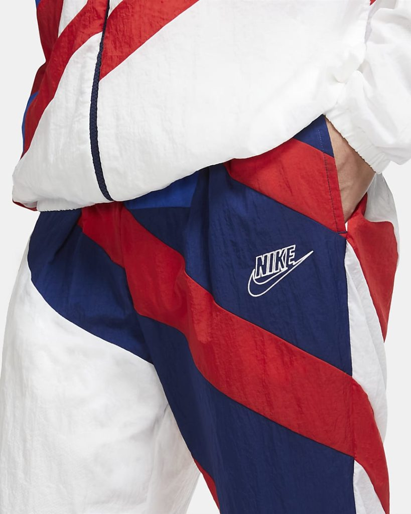 Nike Throwback USA Tracksuit