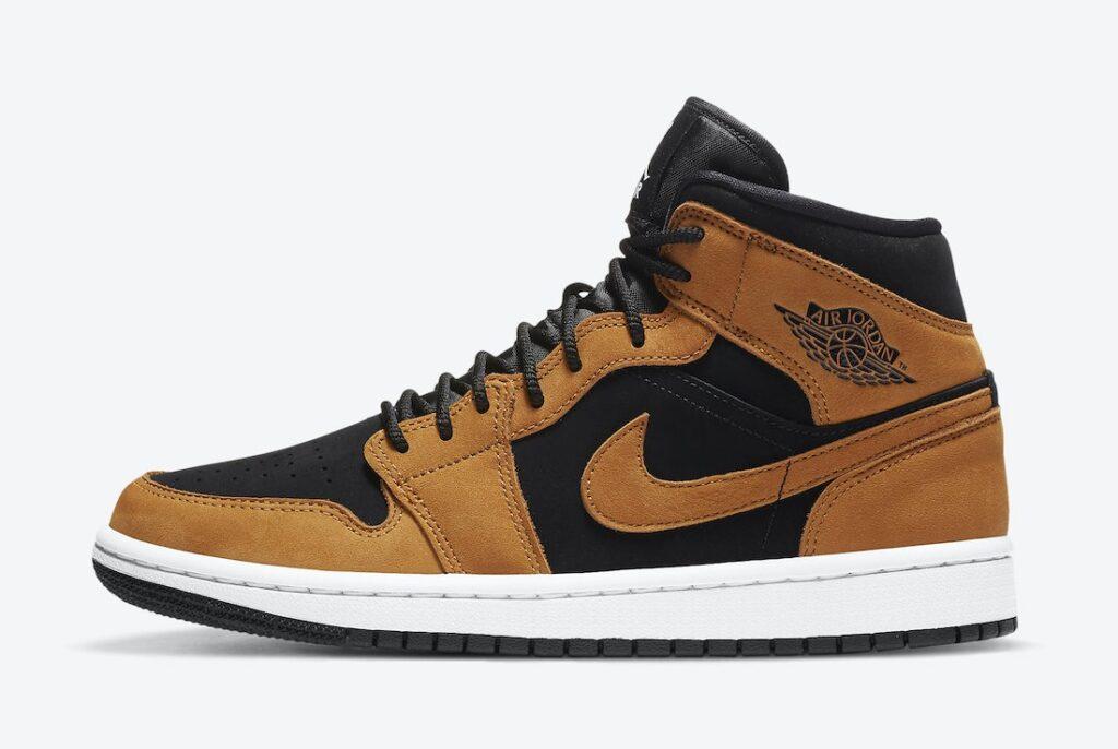Nike Air Jordan 1 Mid Wheat