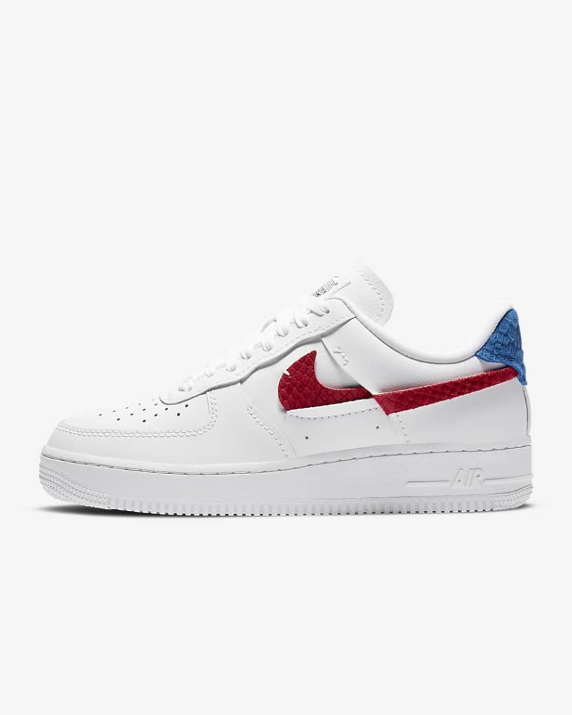 Nike Air Force 1 LXX University Red