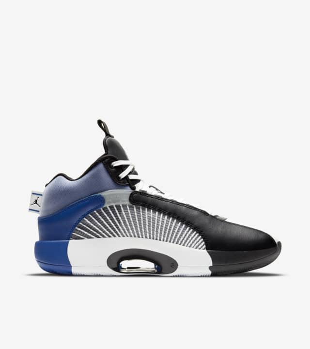 Fragment x Air Jordan 35 Base Grey