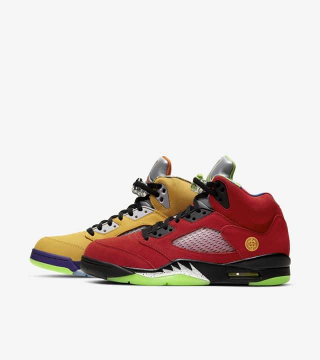 Nike Air Jordan 5 What The