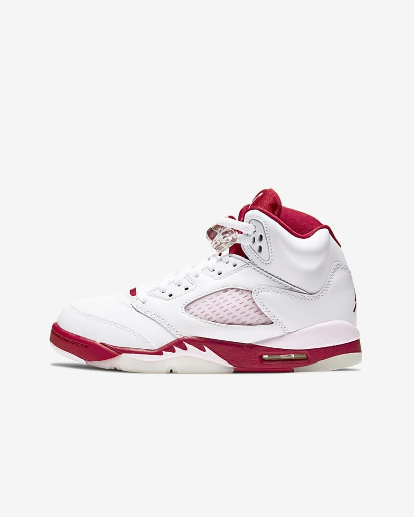 Nike Air Jordan 5 GS Gym Red