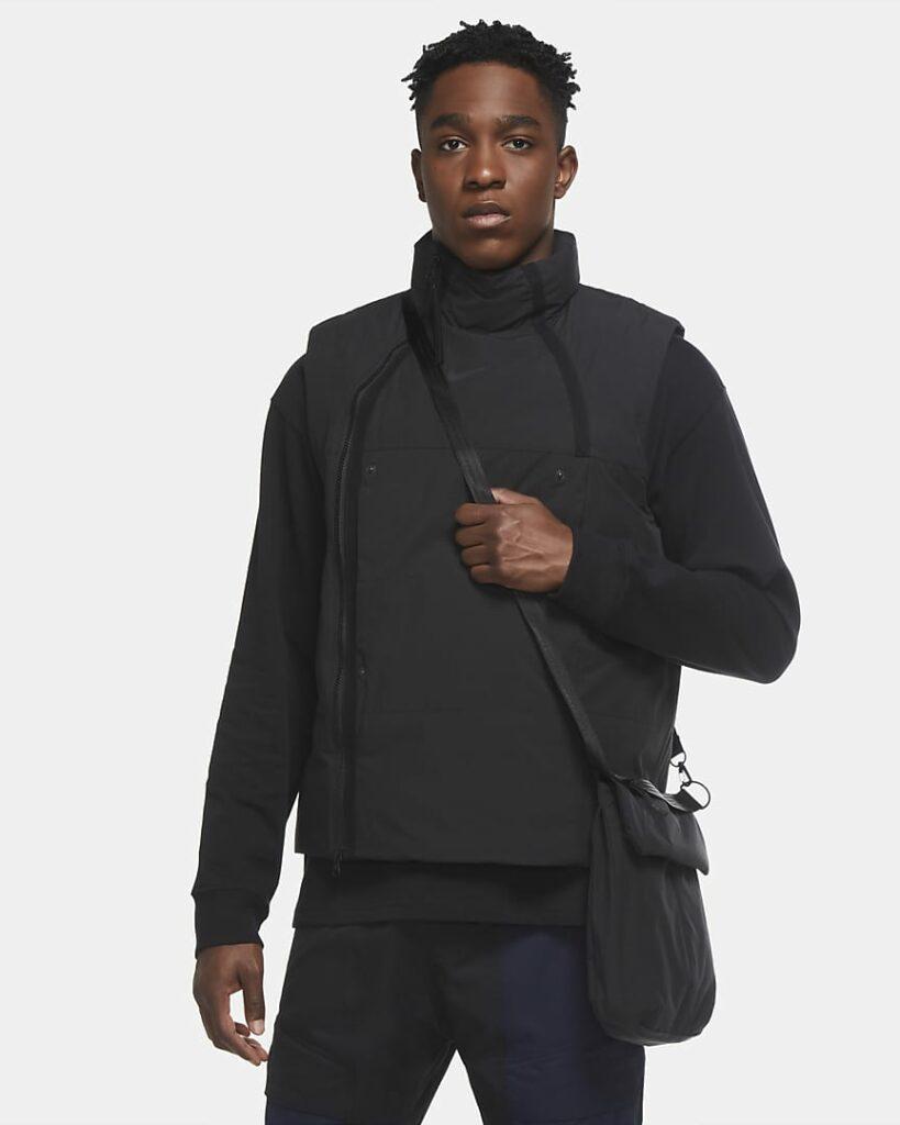 Nike Tech Weste Black