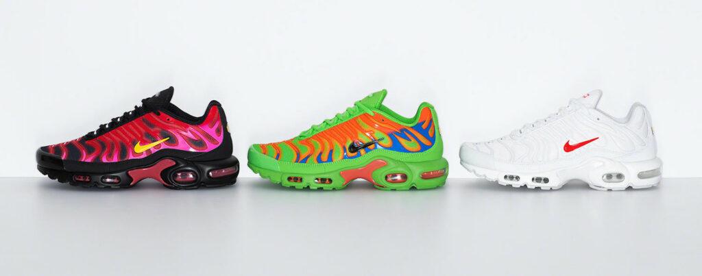 Nike x Supreme Air Max Plus TN