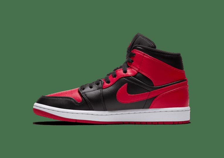 Nike Air Jordan 1 Mid Bred