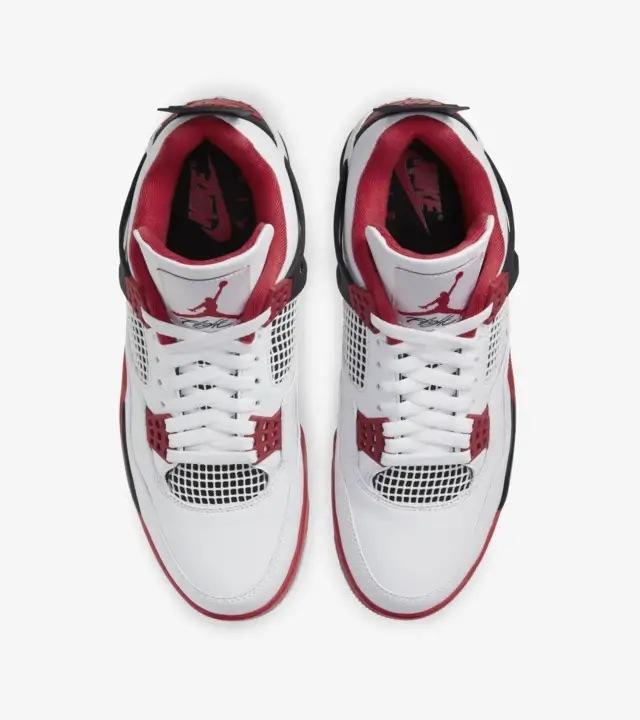 Nike Air Jordan 4 Fire Red