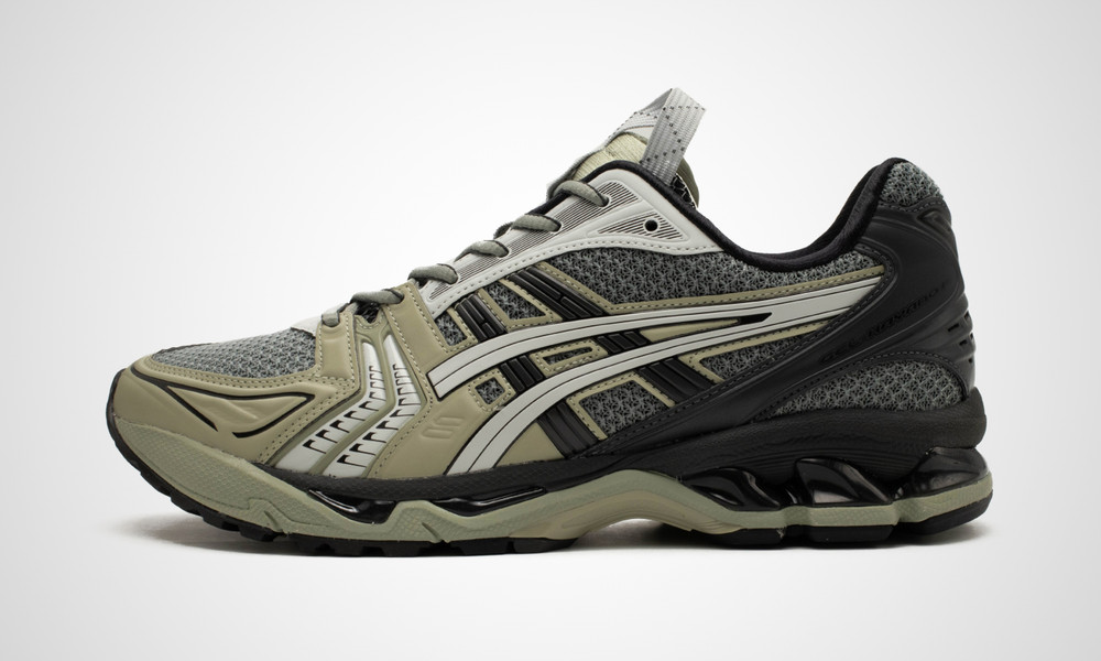 ASICS Gel-Kayano 14 Grey/Khaki