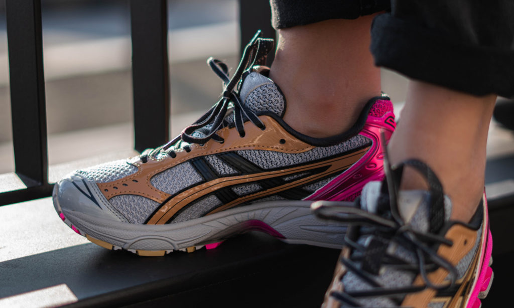 ASICS Gel-Kayano 14 Pink/Grey