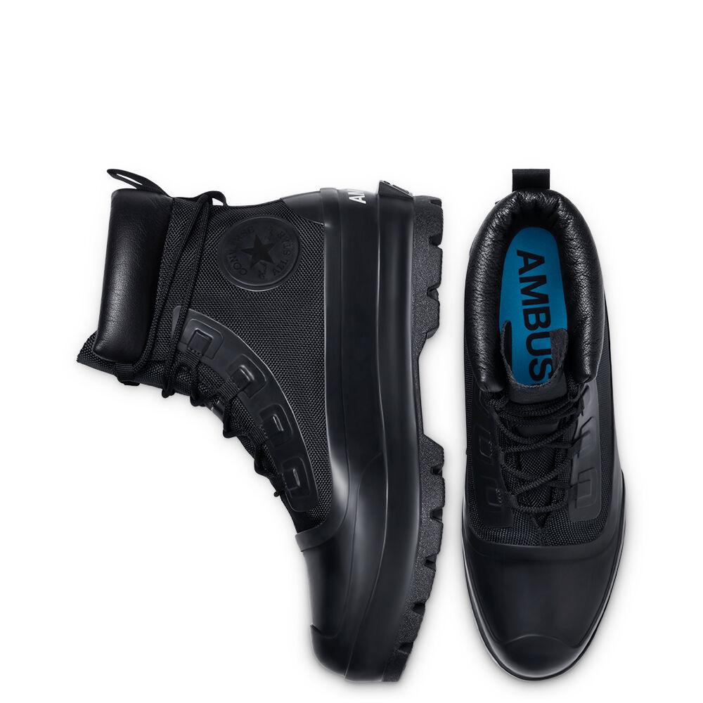 Ambush x Converse Duck Boot Black