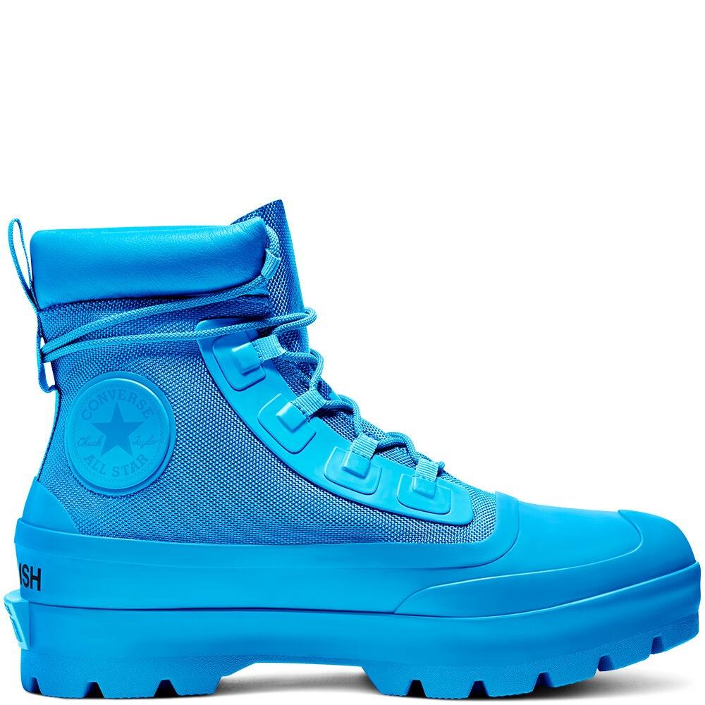 Ambush x Converse Duck Boot Blue