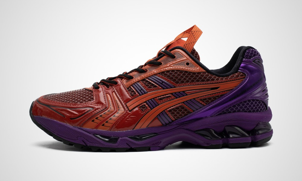 Asics Gel-Kayano 14 Red/Purple