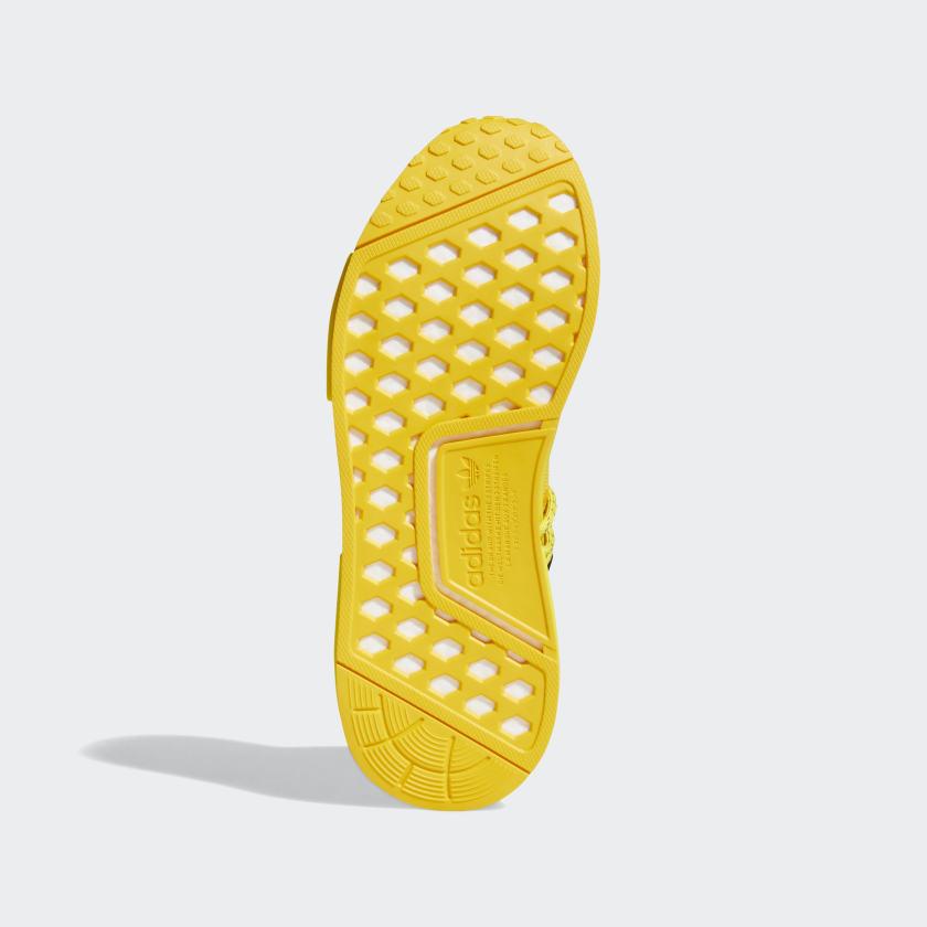 Pharrell Williams x adidas HU NMD Yellow
