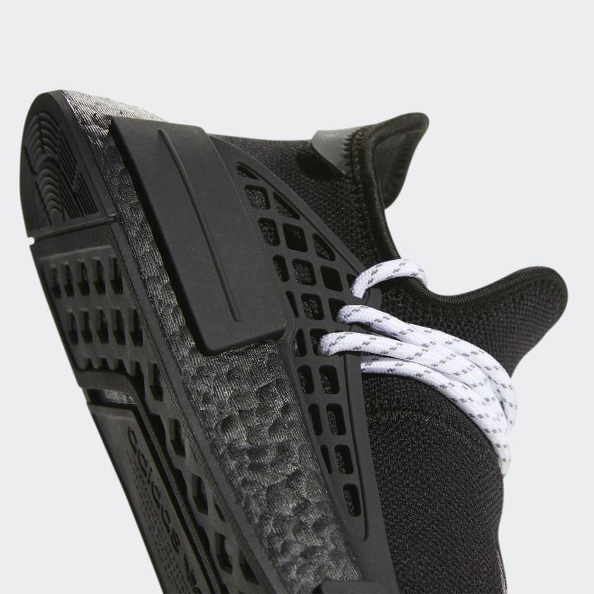 Pharrell Williams x adidas HU NMD Black