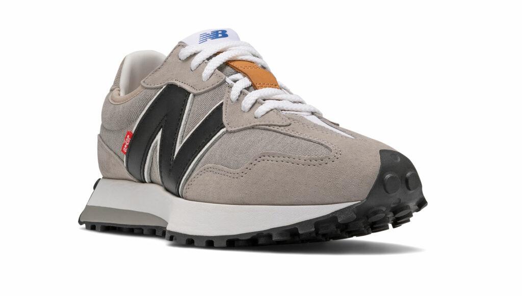 New Balance x Levis 327 Grey