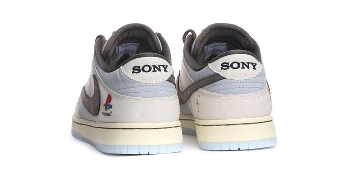 Nike Dunk x Travis Scott x PS5