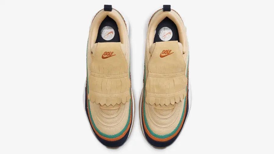 Nike Air Max 97 Golf Celestial Gold