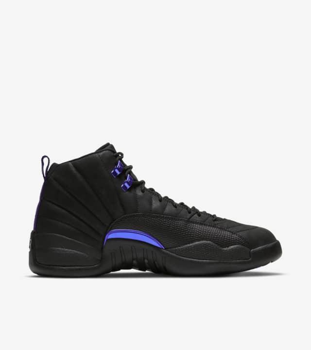 Nike Air Jordan 12 Black Concord