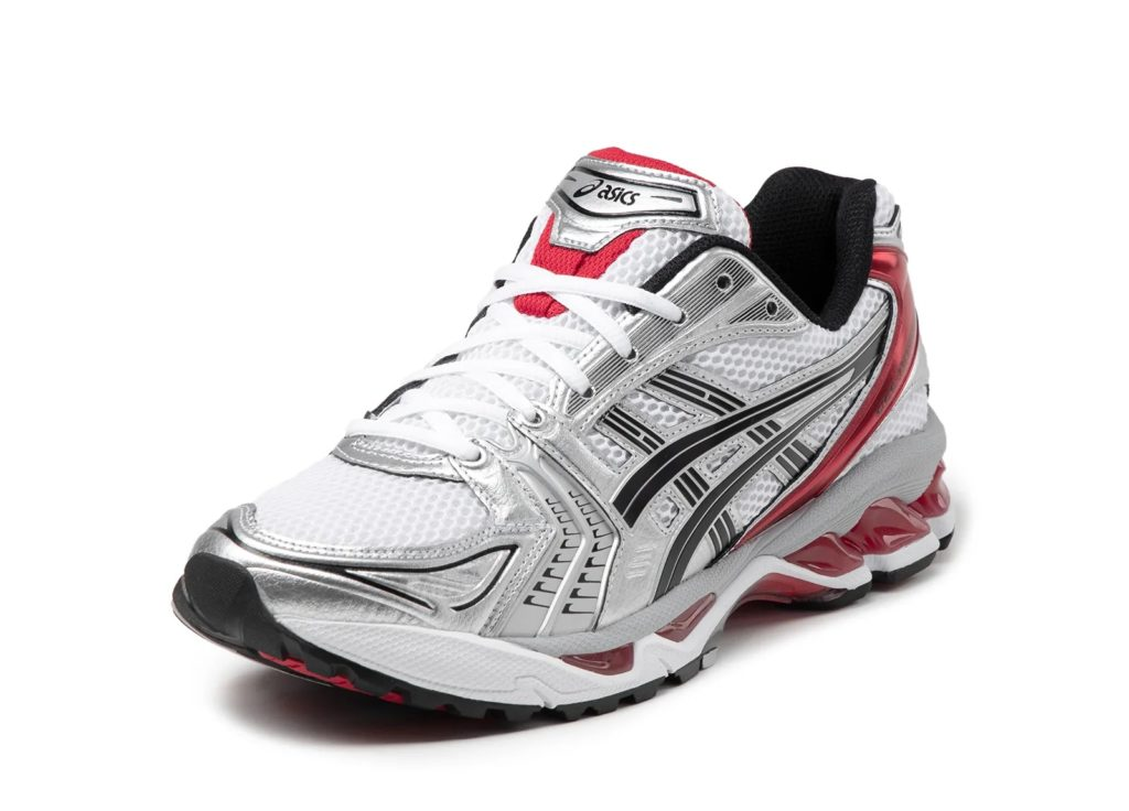 ASICS Gel Kayano 14 Classic Red
