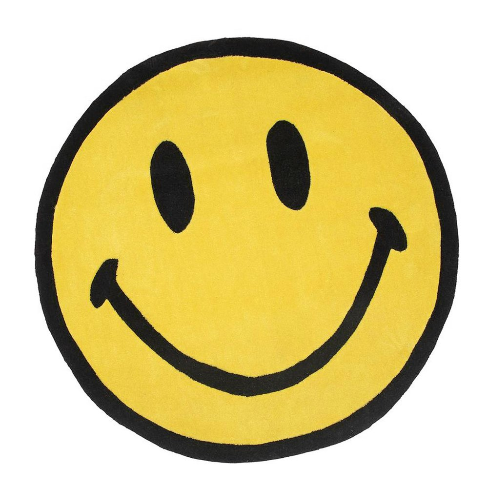 Chinatown Market Smiley Rug