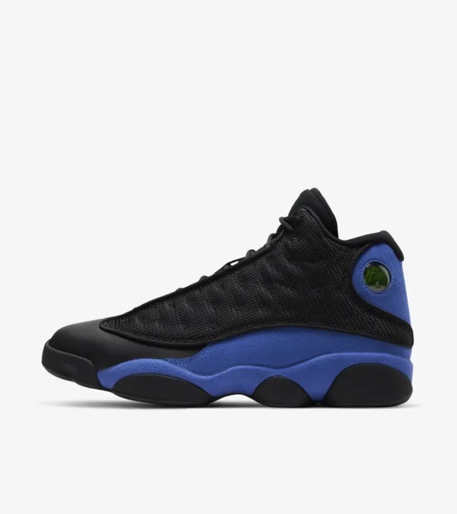 Nike Air Jordan 13 Black Royal