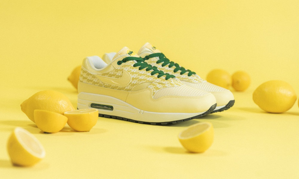 Nike Air Max 1 Lemonade