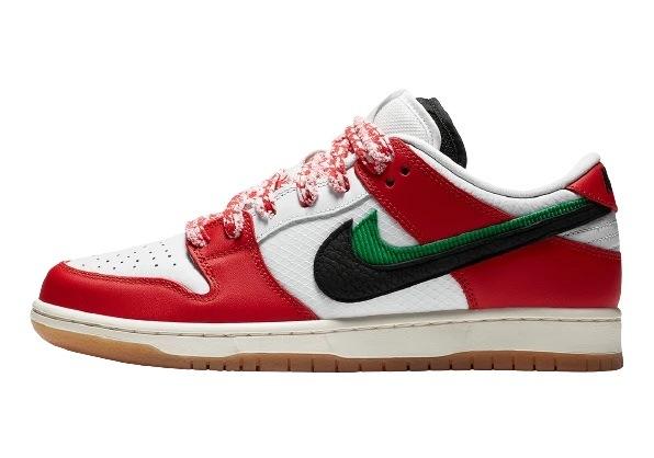 Nike SB Dunk Low x Frame Skate Habibi