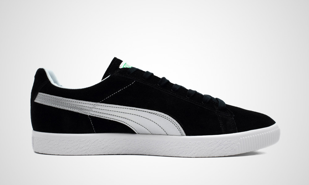 Puma Suede Made in Japan Black/Silver
