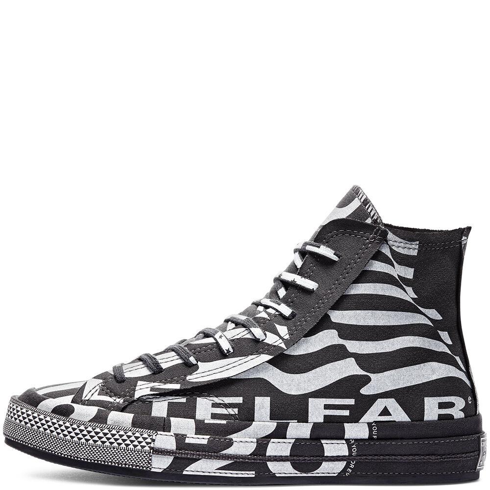 TELFAR x Converse Chuck 70 Black