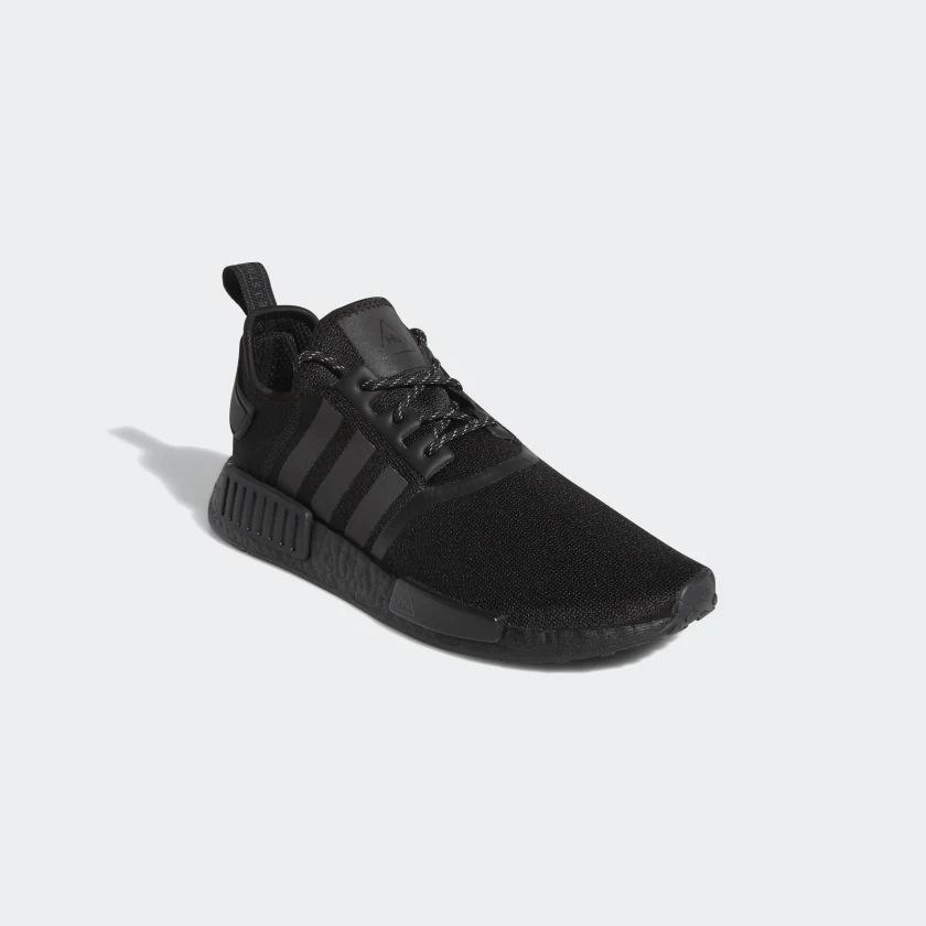 adidas x Pharrell NMD_R1 Black