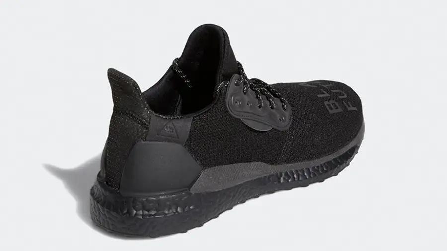 Pharrell Williams x Adidas Solar HU Black