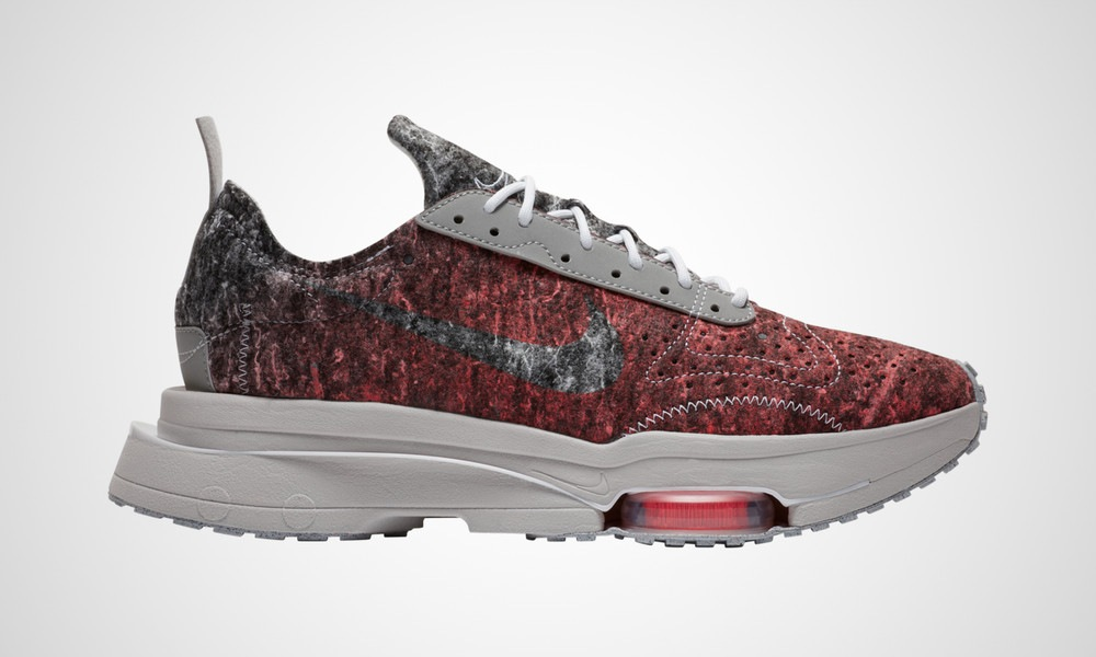 Nike Air Zoom Type Recycled Wool Bright Crimson CW7157-600
