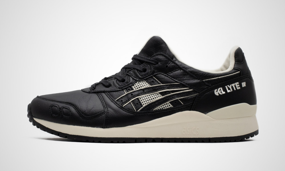 ASICS Gel Lyte III 30th Anniversary Black