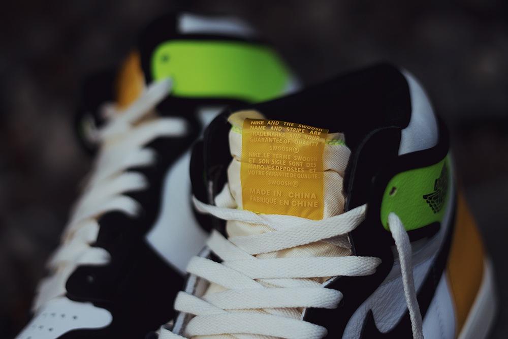 Nike Air Jordan 1 Volt
