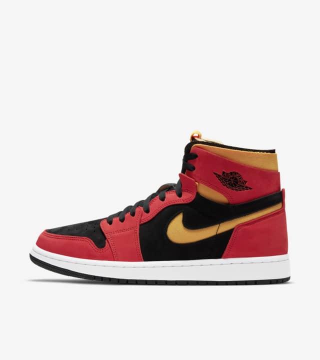 Jordan 1 High Zoom Chile Red-ct0978-006