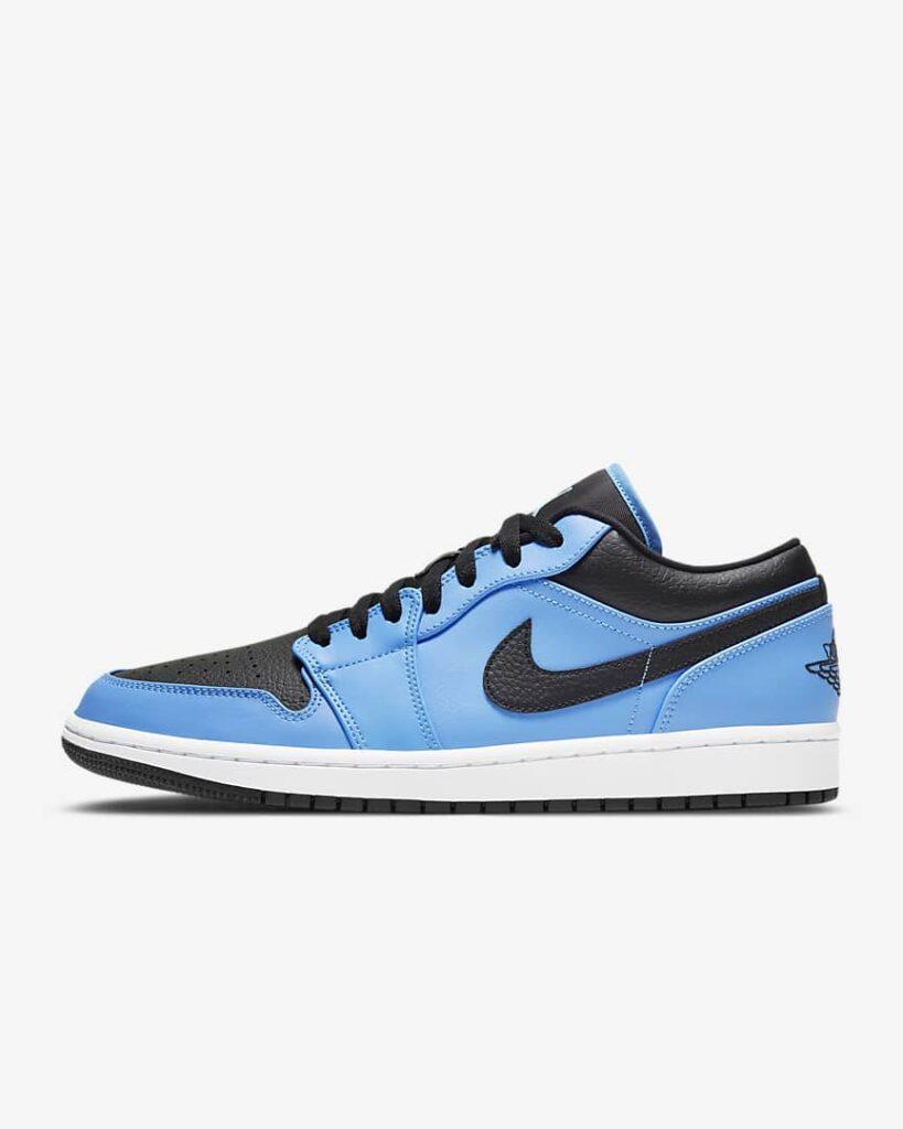 Jordan 1 Low University Blue