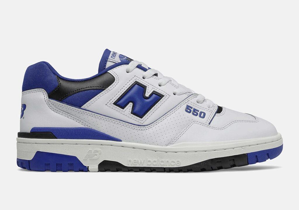 New Balance 550 Blue White