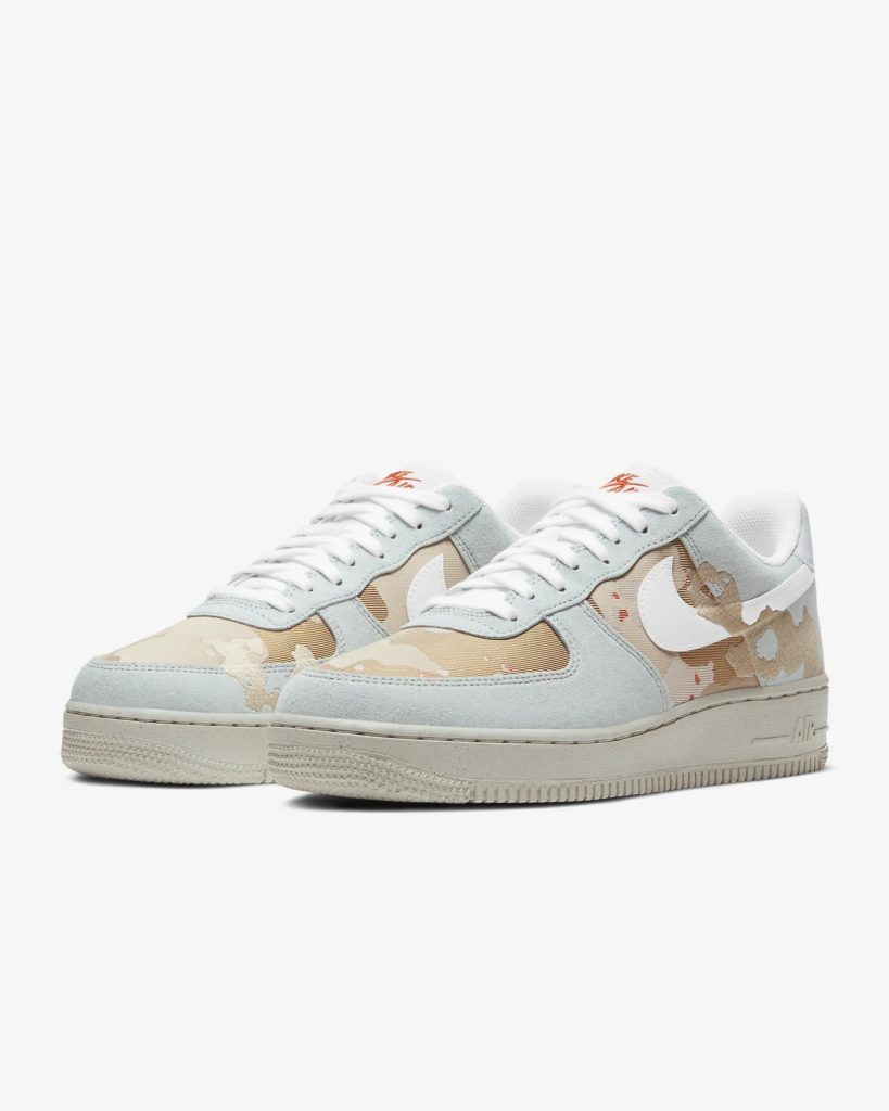 Nike Air Force 1 LX Desert Camo