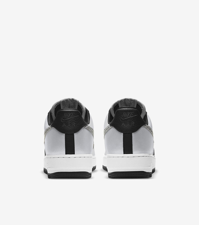 Nike Air Force 1 Reflective Snakeskin
