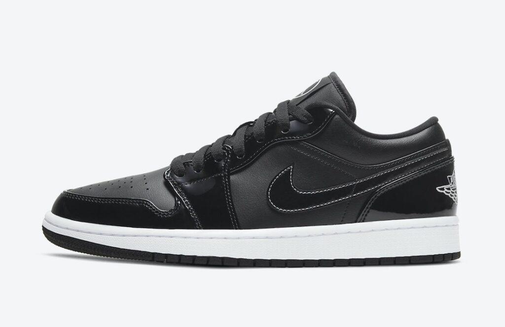 Nike Air Jordan 1 Low All Star Black
