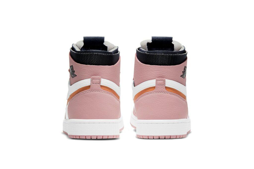 Nike Air Jordan 1 Zoom Pink Glaze