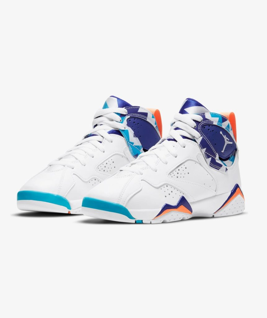 Nike Air Jordan 7 GS Chlorine Blue
