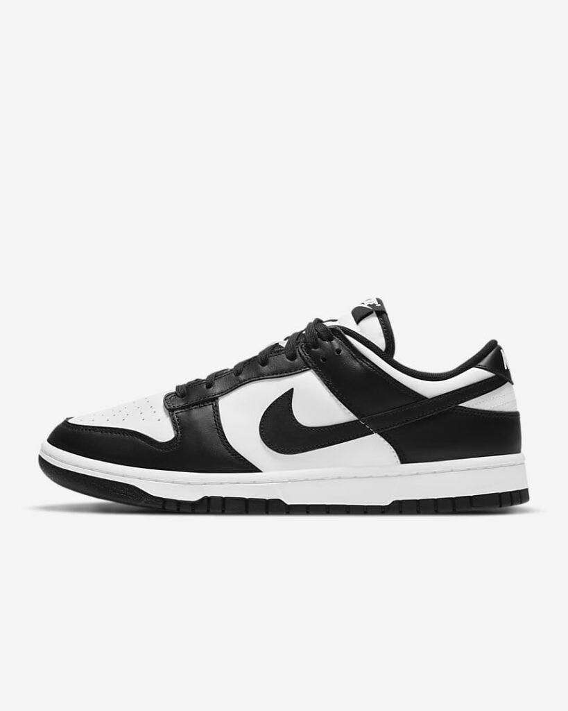 Nike Dunk Low Black/White