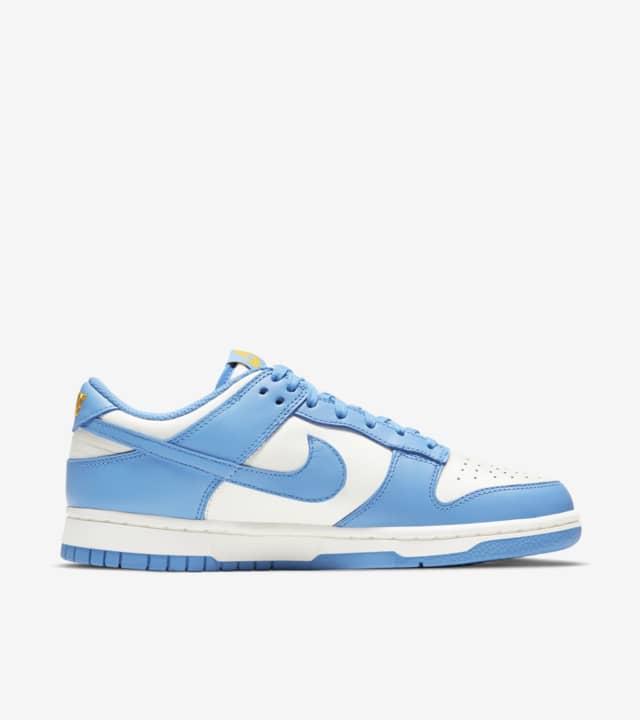 Nike Dunk Low Coast UCLA DD1503-100