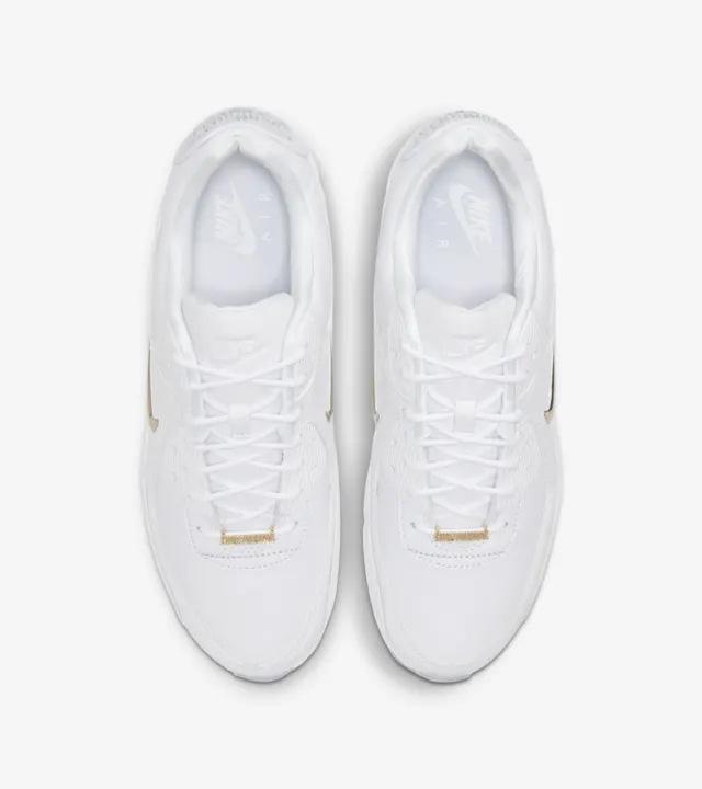 Nike Air Max 90 Metallic Gold