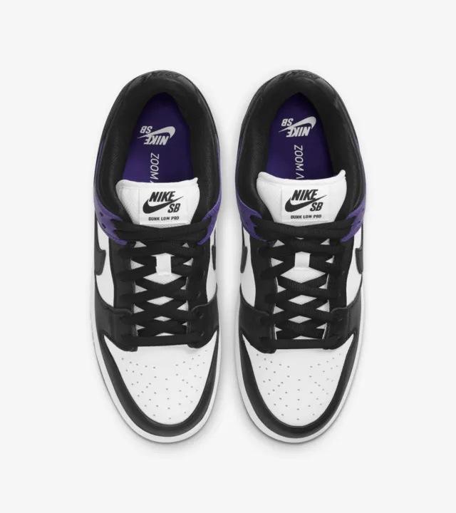 Nike SB Dunk Court Purple