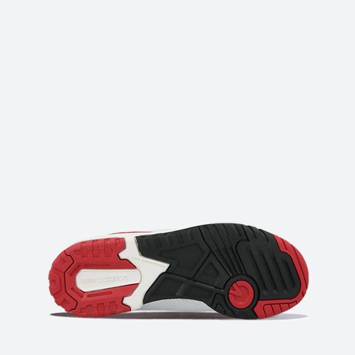New Balance 550 Red White
