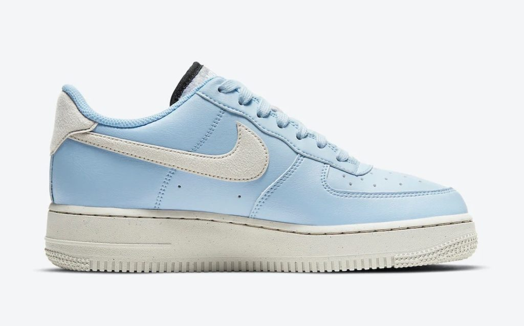 Nike Air Force 1 Recycled Wool Armory Blue