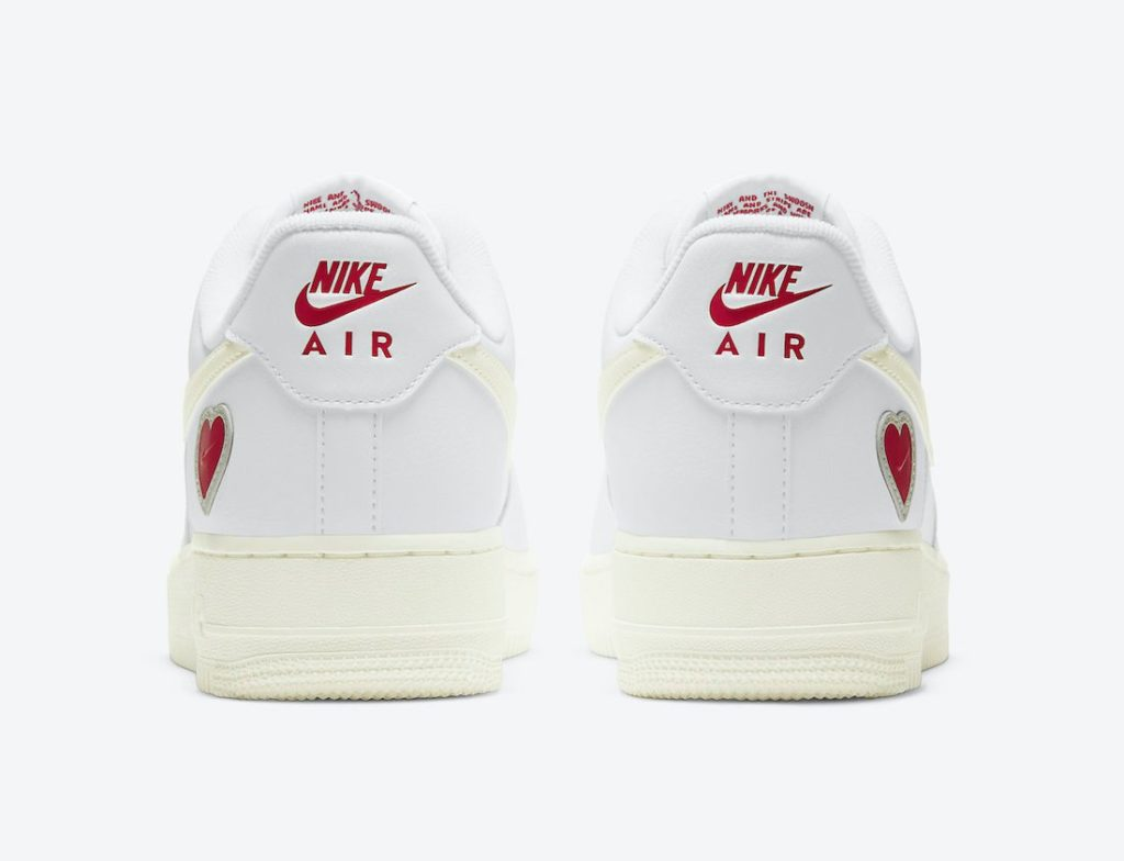 Nike Air Force 1 Valentines Day