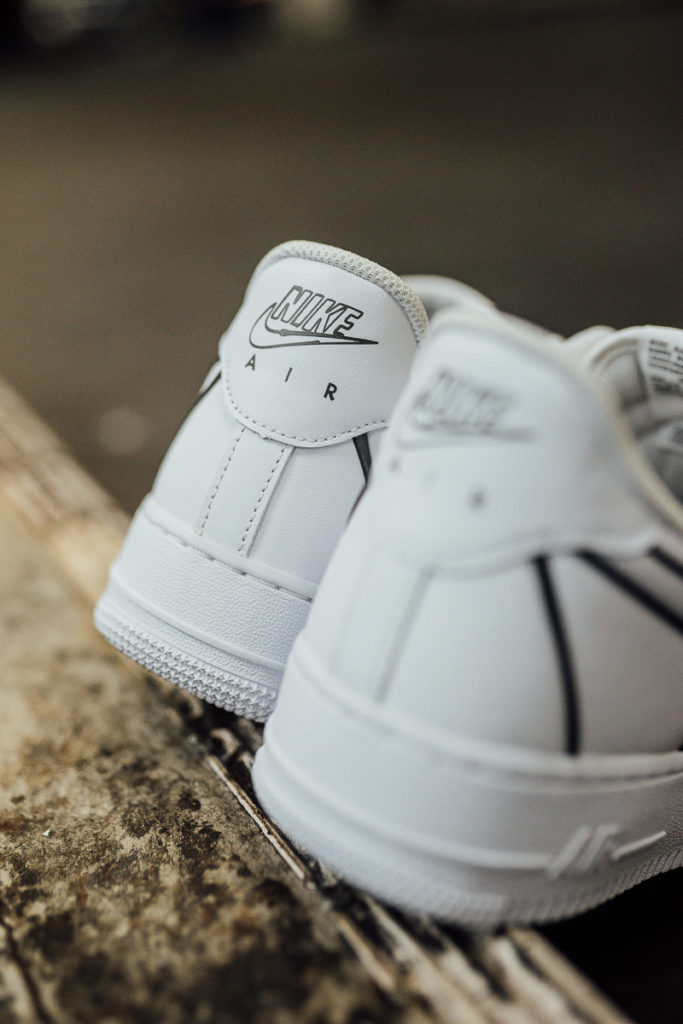 Air Force 1 Wire Frame